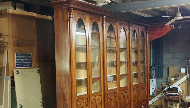 15 - Bookcases & Desks