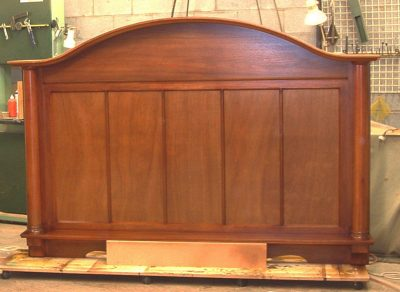Hamilton club Honour Board 2 400x292 - Sideboards & Other Pieces